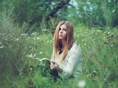 peace, the book lost and I by szarlene