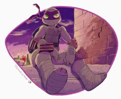 Raph by tamaume