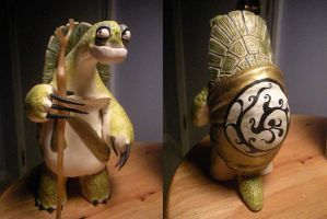 Master Oogway by JamesCreations