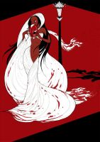 The Masque of the Red Death by somniferum