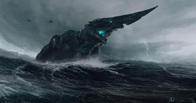 PacificRim KNIFEHEAD by ourlak