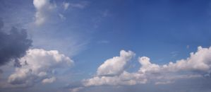 Clouds 008 by rushpoint-stock