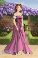 Giselle as we first see her by LadyAquanine73551