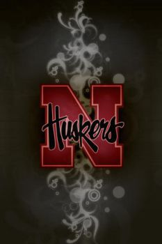 Huskers iPhone Wallpaper - R+B by walexm311