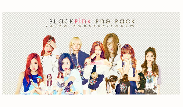 36 / BlackPink PNG PACK by NWE0408