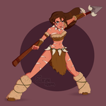 Jane, the Bestial Huntress by Dreemers