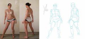 Character Design: Gesture Drawing by 4C3Vict00r