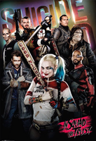 New Suicide Squad Poster #1 by Artlover67