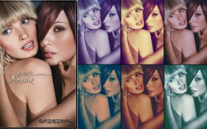 Photoshop Actions Pack 6 by ReehBR