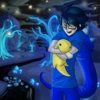 John Egbert by acaciaabarat