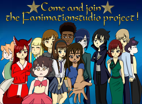 Come and join the Fanimation Studio project ! by FanimationStudio