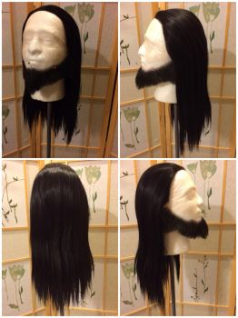 Twisted Fate wig from League of Legends by taiyowigs