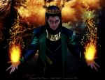 The King by Emerald-City-Digital