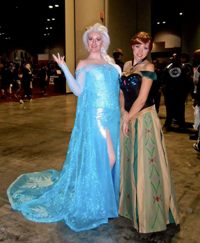Frozen by GuiltyWithGlee