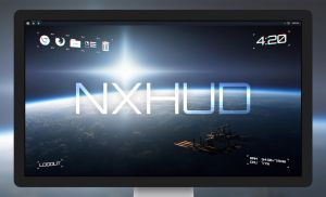 NXHUD 1.05 by BlueCakeCZ