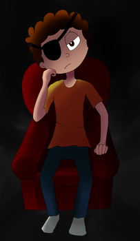 Evil morty by ILoveMusicSong