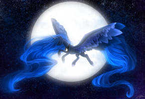 Princess of the Night by RoseyTail