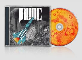 Ialone - CD Packadging by my-name-is-annie