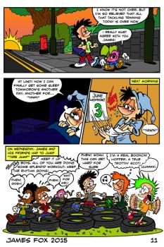 James Fox and Co - Double Trouble - Page 11 by Jamesf5