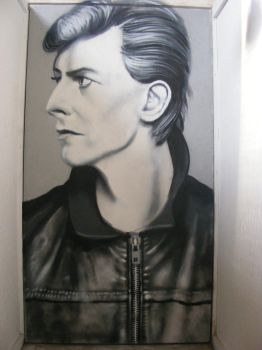 Bowie by n4t4