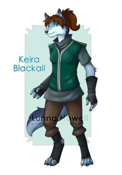 Keira Blackall by LunnaHowell