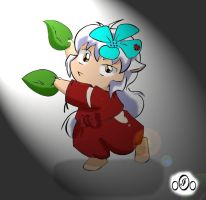 Cute Inuyasha  XD by ByakuyaoftheDreams