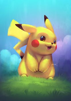 Basic Pokemons: Yellow by yoshiyaki