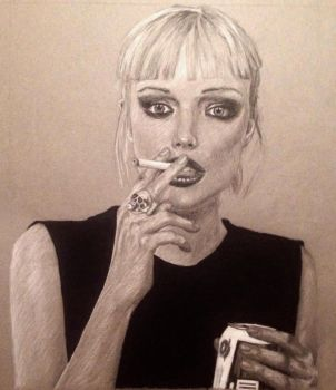 Reckless - Alice Glass by karlalii