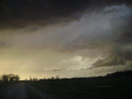 storming skies of another sort by cello-mint