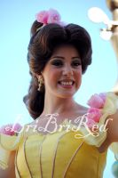 Princess Belle by BriBriRed