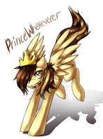 Prince Whateverer by miss-mixi