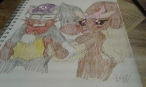 Corsparks: Diggersby and Lopunny
