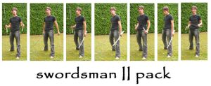 swordsman II pack by syccas-stock