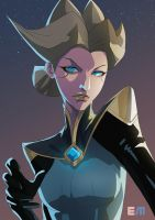 Camille by emametlo