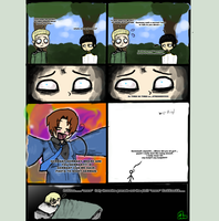 Comic -  Hetalia Crazy Days - Part 1 Up All Night by Saira-Dragon