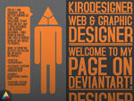 My ID Profile 4 by KiroDesigner