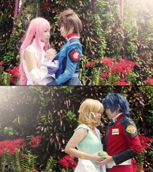Gundam SEED 01 by pisces91