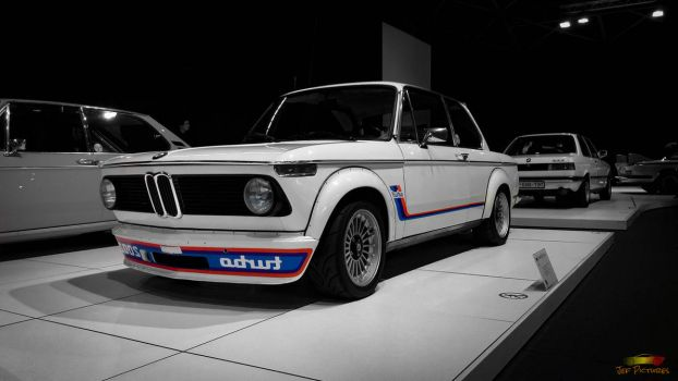 '74 BMW 2002 Turbo by JBPicsBE