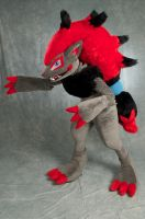 Zoroark Cosplay 2 by Toriroz