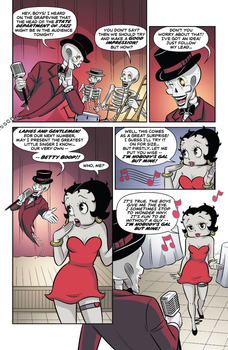 Betty Boop Dynamite Comic #2 (Page 4) by Rapper1996