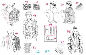 Shojo Fashion year 3 - preview #2 by beanclam