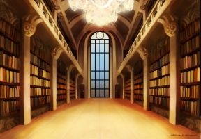 WAKEZ's Library by zese