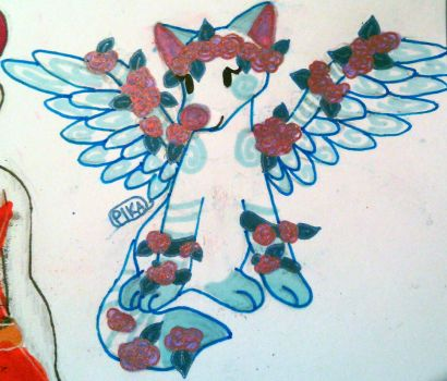 Design gift for Firefox28286 by PikachuSilvia