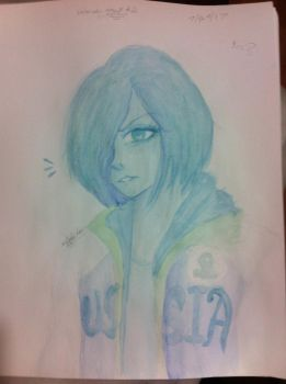 Yurio (Sorry for terrible photo quality) by invissy