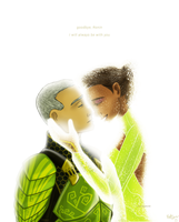 always with you (Epic spoilers?? ?? ?) by tugaMaggie
