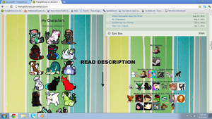 Make your page cool like this by Thelightforest