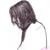 Snape by turbulette