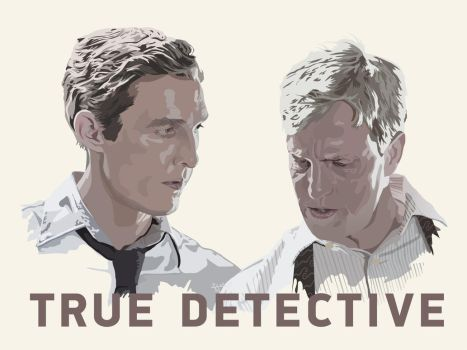 True Detective by ZacharyFeore