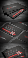 Creative QR Code Business Card by FlowPixel