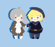 :: Aph - Iceland and Norway :: by ShiroMisaki